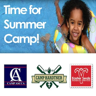 Now Accepting Summer Camp Scholarship Applications!