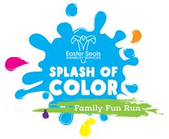Sign up for the Splash of Color Family Fun Run today!
