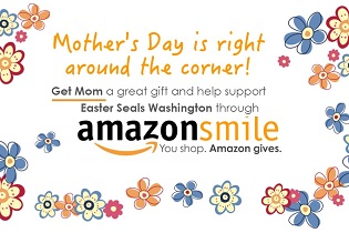 Shop AmazonSmile on Mother's Day