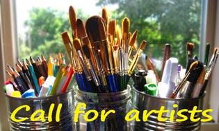 Photo of artist supplies