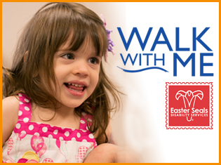 In its 2nd year, Walk With Me is a fundraising event aimed to raise awareness and support for families living with disabilities in our area.