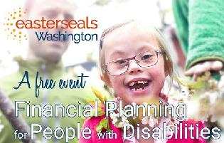 Register for Financial Planning for People with Disabilities Today!