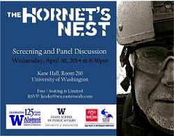 The Hornet's Nest Screening and Panel Discussion
