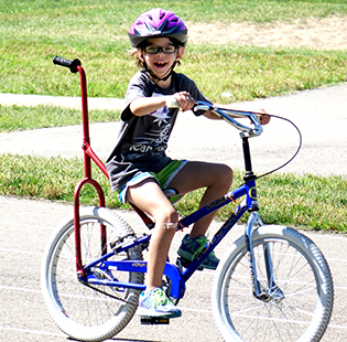Spots Still Available for iCan Bike Participants & Volunteer Spotters!
