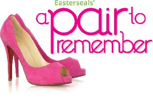 a pair to remember, tampa, orlando, shoes, easterseals
