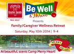 Caregiver Retreat May 2014