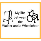 My Life Between the Walker and a Wheelchair
