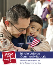 Tristate veteran community report