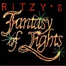 Ritzy's Fantasy of Lights graphic