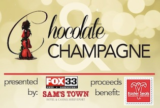 Last chance to get tickets to Chocolate & Champagne!