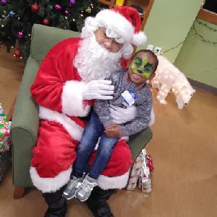December Holiday Respite