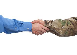 Veteran jobs report