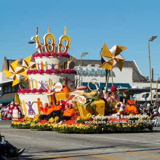 We Win Leishman Public Spirit Award with First-Time Entry in the 2019 Rose Parade®