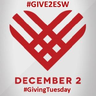 #GIVE2ESW on #GivingTuesday and Help us Make a Difference