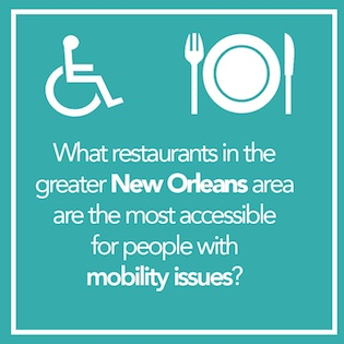 What Are The Most Mobility Friendly Restaurants in New Orleans