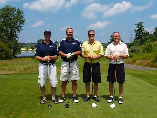 Long Island Golf Tournament at Port Jefferson Country Club