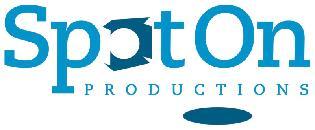 SpotOn Produtions logo