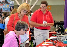 Easter Seals MA Attends Annual Abilities Expo in Boston