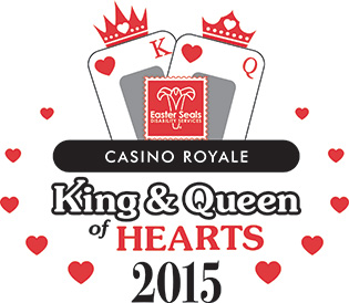ESCT Casino Royale King and Queen of Hearts G 2015