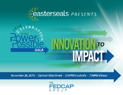Celebration of the Power of Possible Gala 2018: Innovation to Impact