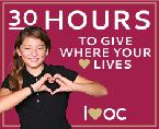 Easter Seals Joins I Heart OC Online Fundraiser