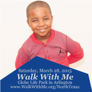 Easter Seals North Texas Walk With Me 2015 www.walkwithme.org/NorthTexas