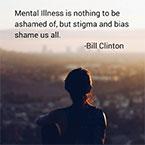 Stop The Mental Illness Stigma