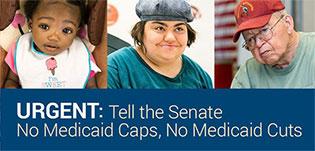 Tell The Senate No Medicaid Cuts