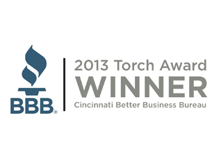 2013 Winner of the BBB Torch Award Winner