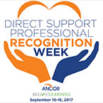 Direct Support Prefessional Week