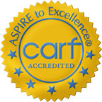 CARF gold seal