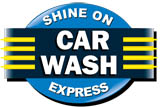 Shine On car wash logo
