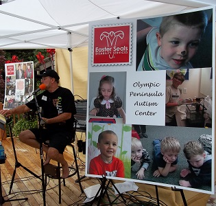 Easter Seals Washington hosts first fundraiser in Kitsap County