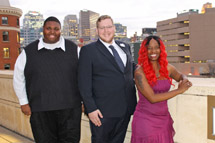 2015 Brighter Futures Honorees