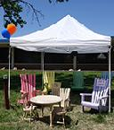Cappper Creations Gift Shop Tent Sale