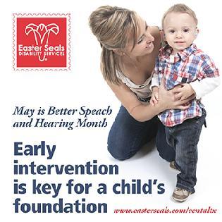 Better Speeach and Hearing Month