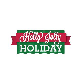 Holly Jolly Holiday logo