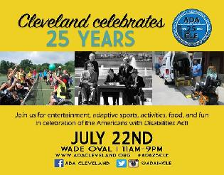 Cleveland celebrates 25 years