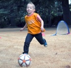 Soccer Classes at Growing Years Child Development Center