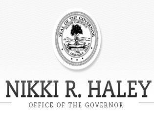Gov Haley Press Release