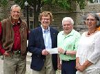 ESCF Awarded Several Grants!
