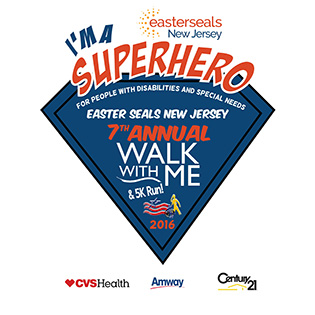 Super Hero Walk With Me