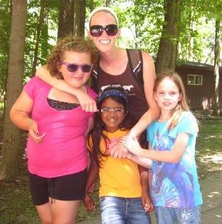 Summer Camp; Timber Pointe Outdoor Center
