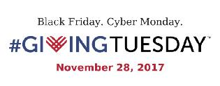 Mark Your Calendars for Giving Tuesday!