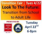 SPAN & Easter Seals NJ Transition Fair 4/22/14