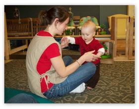 Easter Seals Child Development Infant Program