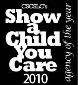 Show a Child You Care Agency of the Year logo
