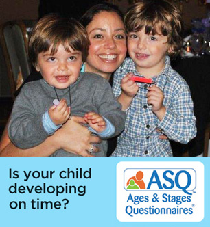 Find out if your child is at risk -- take the free screening