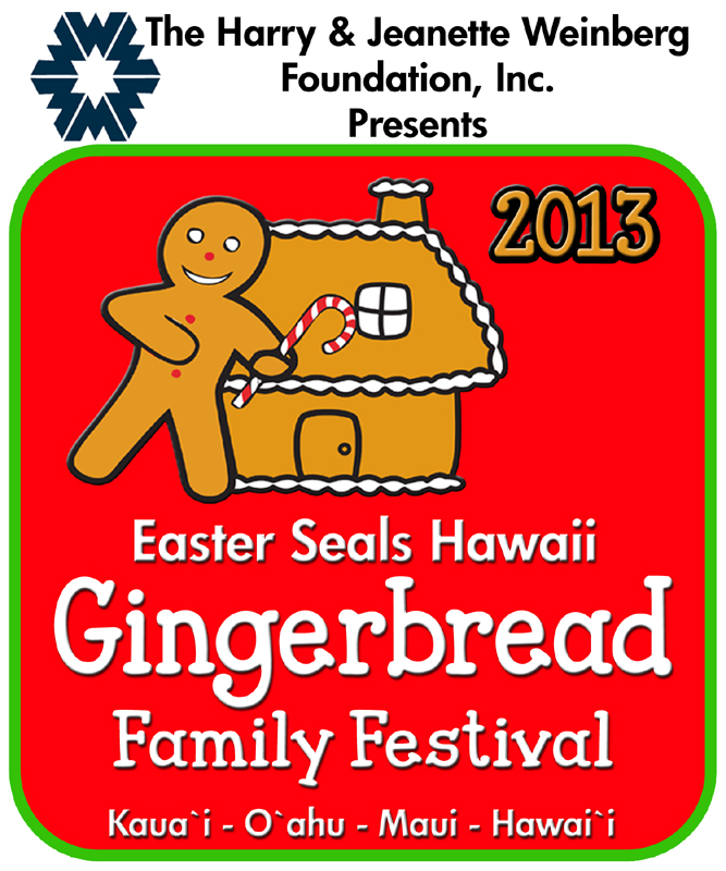 2013 Gingerbread Family Festival logo