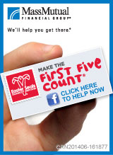 Help MassMutual support Make The First Five Count!